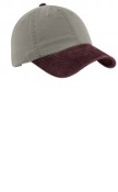 Port Authority Two-Tone Garment Washed Cap PWTTU
