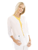 Landau Women's Three quarter Sleeve Tunic-Jacket 8401