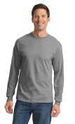 Port - Company     Cotton Long Sleeve T-Shirt