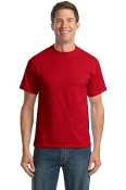 Port - Company 50-50 Cotton-Poly T-Shirt PC55
