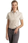 Port Authority Ladies S-S Easy Care, Soil Resistant Shirt