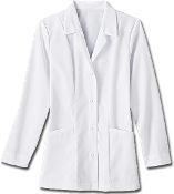 Meta 30 inch Ladies Labcoat