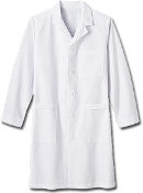 Meta Nano-Care 39 inch Mens Labcoat