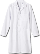 Meta Nano-Care 39 inch Ladies Labcoat