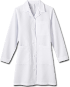 Meta Ladies 37 inch Labcoat