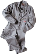 4870 DELUXE COVERALL - COTTON Alpha Sizing