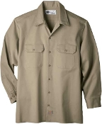 549 LONG SLEEVE HEAVYWEIGHT COTTON SHIRT