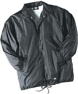 76-242 SNAP FRONT NYLON JACKET