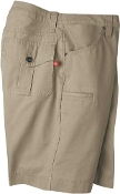 FR116 WOMEN'S 10 INCH BRUSHED CANVAS UTILITY SHORT
