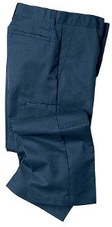 85-062 BOY'S DOUBLE KNEE PANT WITH EXTRA POCKET HUSKY SIZES