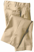 58-362 BOY'S PLEATED FRONT PANT SIZES 4 - 7