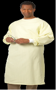 Fashion Seal Barrier front protective gown