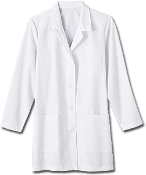 "Meta Fundamentals Ladies 33"" Labcoat"