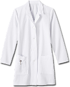 "Meta Fundamentals Ladies 35"" Labcoat"
