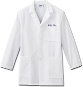 "Meta Fundamentals Men's 34"" Labcoat"