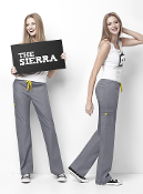 THE SIERRA - UNISEX FULL DRAWSTRING CARGO PANT