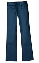 71-069 GIRLS STRETCH FLARE BOTTOM PANT PLUS SIZES